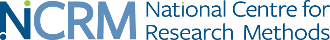 National Centre for Research Methods Logo